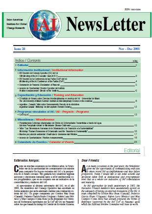 IAI Newsletter 2/2011